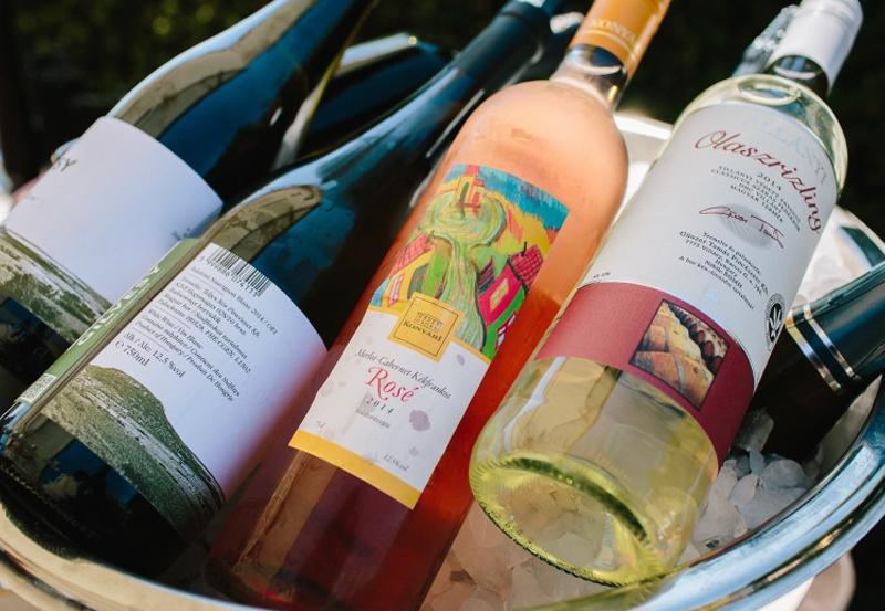 Minőségi borok © Fűszerkert Étterem