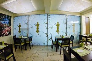 Karolina Fűszerkert Étterem - Tihany // © Fűszerkert Tihany